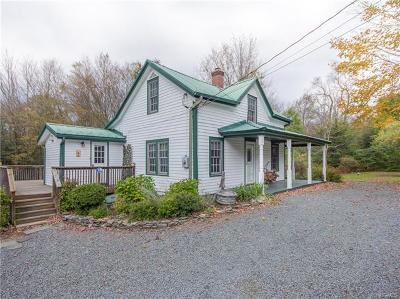 Mongaup Valley NY Single Family Home For Sale: $315,000