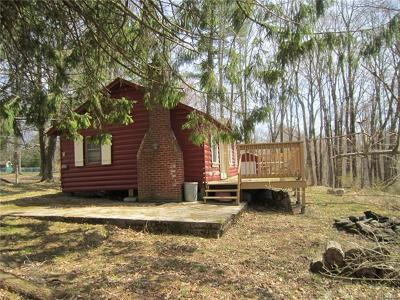 Smallwood NY Single Family Home For Sale: $49,000