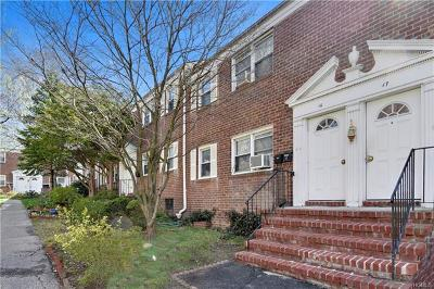 Westchester County Condo/Townhouse For Sale: 717 Tuckahoe Road #16A