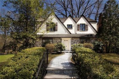 Mount Vernon Single Family Home For Sale: 101 Central Parkway