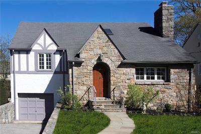 Mount Vernon Single Family Home For Sale: 43 Rockridge Road