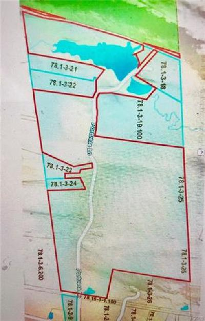 Orange County, Sullivan County, Ulster County Residential Lots & Land For Sale: 121 121 Portuese Lane