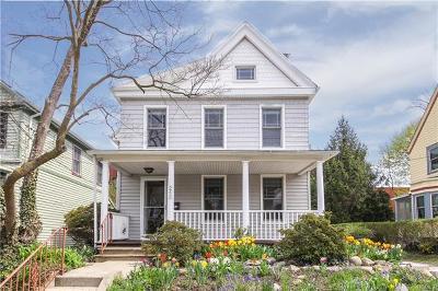 Mamaroneck Single Family Home For Sale: 245 Mount Pleasant Avenue
