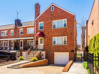 Bronx NY Multi Family 2-4 For Sale: $1,038,000
