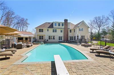 Connecticut Single Family Home For Sale: 8 Belden Hill Road