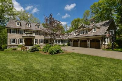 Chappaqua Single Family Home For Sale: 55 Kerry Lane