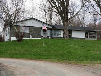 Monticello NY Single Family Home For Sale: $199,900