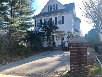 Westchester County Multi Family 2-4 For Sale: 30 Birch Avenue