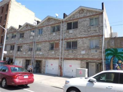 Bronx NY Multi Family 2-4 For Sale: $860,000