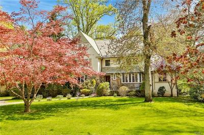 New Rochelle Single Family Home For Sale: 171 Valley Road