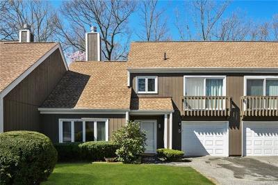 Westchester County Condo/Townhouse For Sale: 5 Timberland Pass