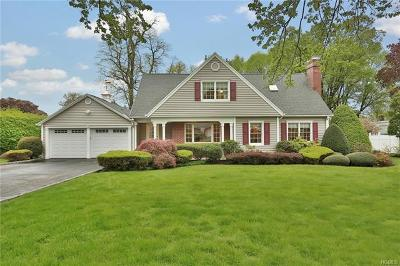 Thornwood Single Family Home For Sale: 599 Old Kensico Road