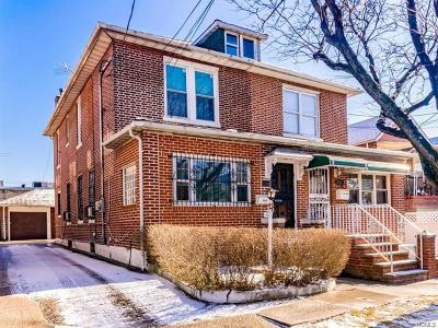 Bronx Single Family Home For Sale: 2020 Tomlinson Avenue