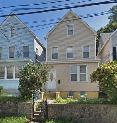 Mount Vernon Single Family Home For Sale: 27 South Terrace Avenue