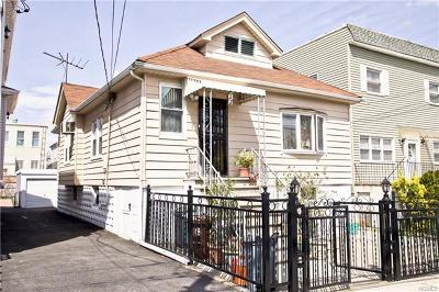 Bronx Multi Family 2-4 For Sale: 2871 Wellman Avenue