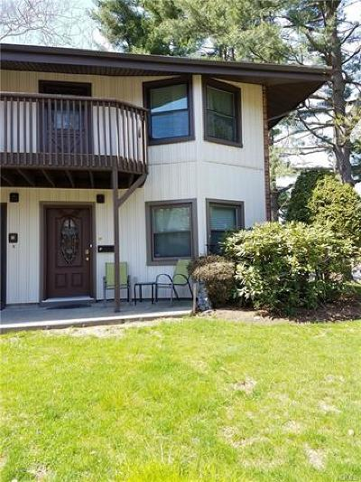 Westchester County Condo/Townhouse For Sale: 2 Hampton Court #D