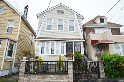 Bronx Multi Family 2-4 For Sale: 2841 Coddington Avenue