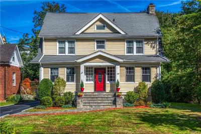 Westchester County Single Family Home For Sale: 24 Hunter Avenue