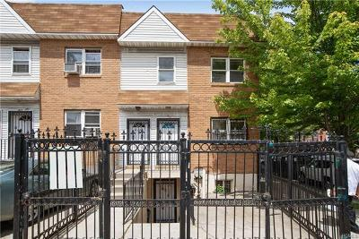 Bronx Multi Family 2-4 For Sale: 141 West 169th Street