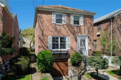 Bronx Single Family Home For Sale: 1555 Waring Avenue