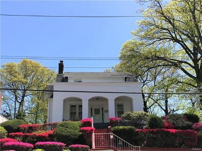 Westchester County Single Family Home For Sale: 80 Aka 110 Rumsey Road