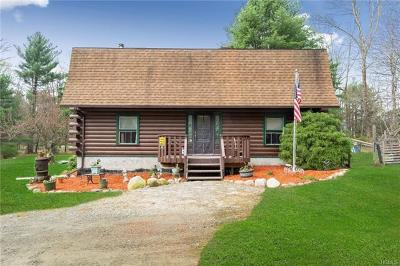 Wurtsboro Single Family Home For Sale: 2571 State Route 209