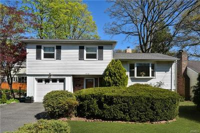 Westchester County Single Family Home For Sale: 412 Grant Terrace