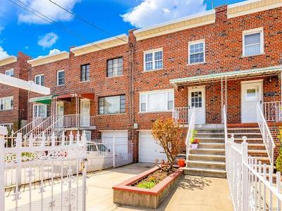 Bronx Single Family Home For Sale: 4069 Baychester Avenue