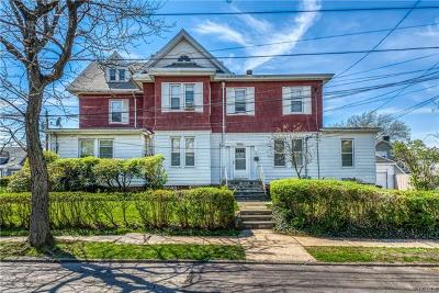 Mount Vernon Multi Family 2-4 For Sale: 215 East Sidney Avenue