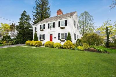 Scarsdale Single Family Home For Sale: 11 Lebanon Road