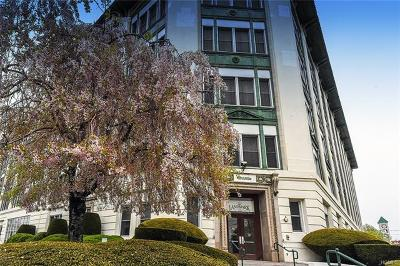 Westchester County Condo/Townhouse For Sale: 1 Landmark Square #122