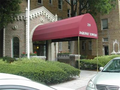 Westchester County Co-Operative For Sale: 219 Bronx River Road #4D