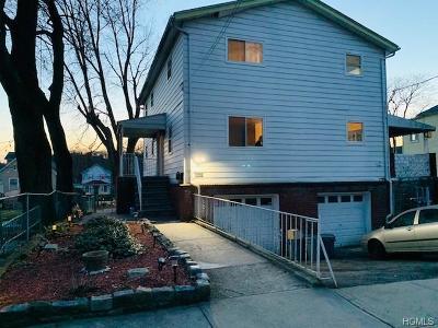 Yonkers Rental For Rent: 139 Belknap Avenue #1
