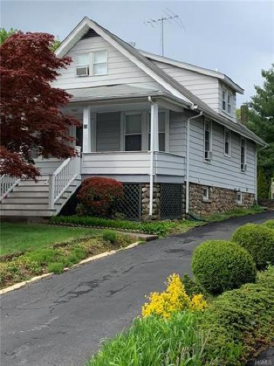 Pearl River Single Family Home For Sale: 15 Mountainview Avenue