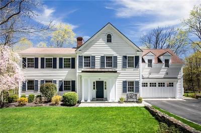 Chappaqua Single Family Home For Sale: 9 Florence Drive