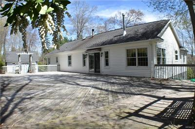 Putnam County Single Family Home For Sale: 745 Croton Falls Road