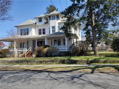 Mount Vernon Multi Family 2-4 For Sale: 275 North Fulton Avenue