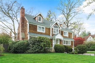 Westchester County Single Family Home For Sale: 225 Loring Avenue