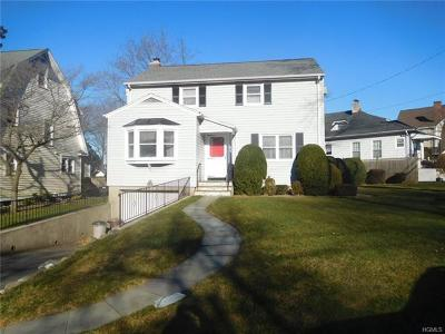Westchester County Single Family Home For Sale: 57 Waverly Avenue