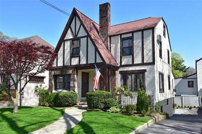 Mount Vernon Single Family Home For Sale: 57 Harding Parkway