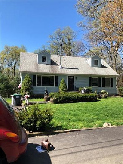 Greenwood Lake Single Family Home For Sale: 19 Park Avenue