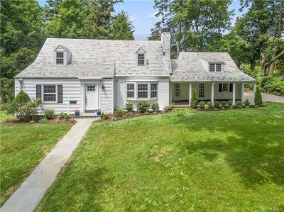Mount Vernon Single Family Home For Sale: 565 North Columbus Avenue