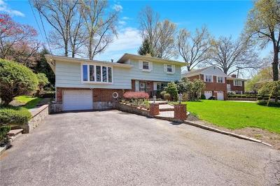 Yonkers NY Single Family Home For Sale: $629,999