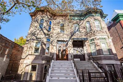 Bronx Multi Family 2-4 For Sale: 719 Beck Street