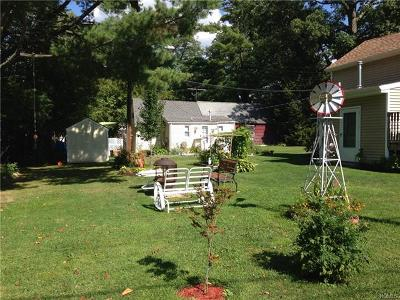 Westchester County Single Family Home For Sale: 23 Camp Ground