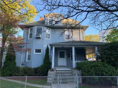New Rochelle Multi Family 2-4 For Sale: 15 President Street