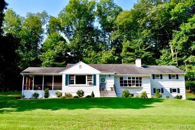 Chappaqua Single Family Home For Sale: 36 Garey Drive