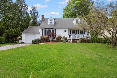 Pleasantville NY Single Family Home For Sale: $809,000
