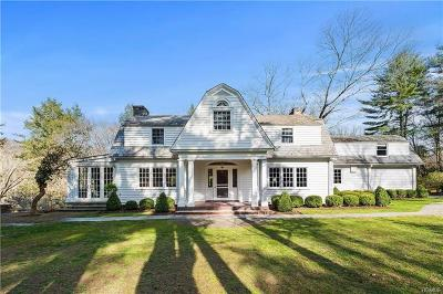 Bedford Hills Single Family Home For Sale: 326 Cantitoe Street