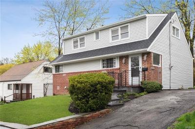 Yonkers Single Family Home For Sale: 188 Mountaindale Road
